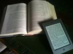 book and ereader